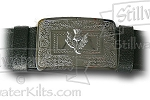 Youth Kilt Belt with Buckle