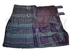 SWK Economy Kilt- Black Watch Tartan 100% WOOL