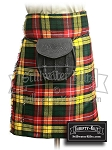 Youth Buchanan Tartan Thrifty Kilt
