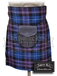 Youth Pride of Scotland Tartan Thrifty Kilt