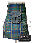 Youth Leatherneck Tartan Thrifty Kilt
