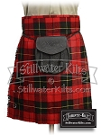 Youth Wallace Tartan Thrifty Kilt