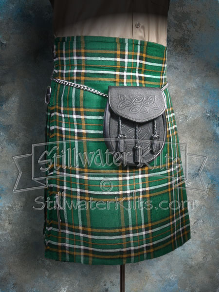 SWK Economy Kilt- Irish National Tartan™