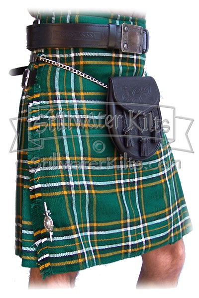 Irish National Tartan™ Standard Kilt